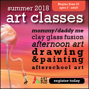 Register For Summer Art Sessions