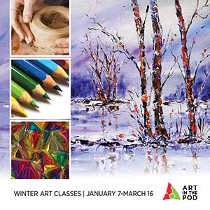 Winter Classes Now Enrolling