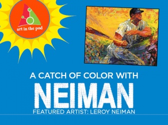 Art Camp Inspired By Leroy Neiman