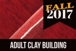 2017 Fall Adult Clay Building Class