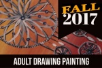 2017 Fall adult drawing and painting CLASS