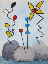 Rock and Roll With Alexander Calder