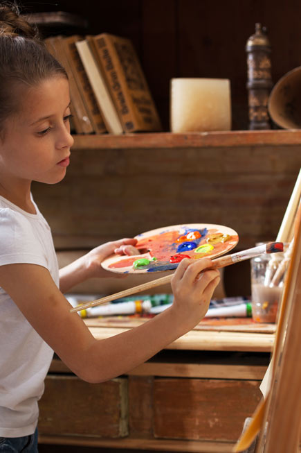 Children's Art Classes